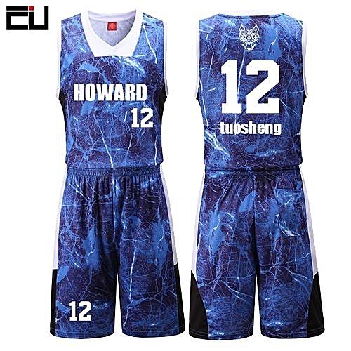 8a6c872ed62 Eufy New Customized Brand Men s Basketball Team Sport Jersey Uniform-Dark  Blue(3021)