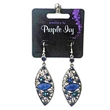 Beautiful Metal Leaf earrings