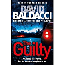 The Guilty (Will Robie series Book 4) - DAVID BALDACCI
