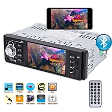 """4.1"""" Autoradio Auto Stereo Touch Screen Bluetooth AUX FM SD MP5 MP3 Player 1 DIN"""