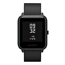Pace Lite Version Pace Lite Version Sports Smart Watch Bluetooth 4.0 WiFi Dual CoreGPS Heart Rate Monitor - Black