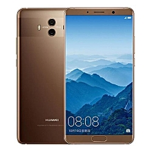 Mate 10 5.9 Inch (4GB, 64GB ROM) Android 8.0 12MP + 20MP Dual + 8MP 4G LTE - Brown