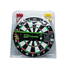 "Dartboard15"" With 2 Dart Sets: Jdbp015:"