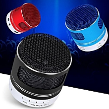 Wireless Bluetooth Speaker Mini Marquee Subwoofer Portable Small Sound Card Phone Computer With Wheat Cannon