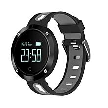 DM58 Bluetooth Sports Heart Rate Bracelet Smart Watch Blood Pressure Monitor