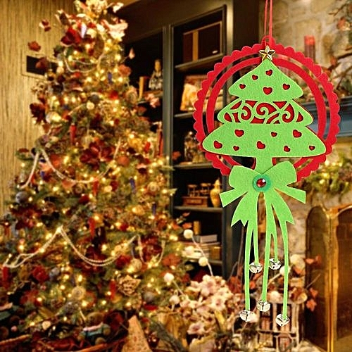 christmas tree supplies christmas bell hanging ornaments