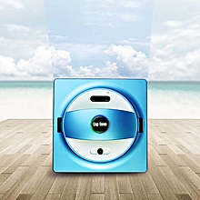 Cop Rose X6 Pro Smart Home Automatic Remote Control Window Cleaning Robot Vacuum Cleaner