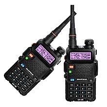 VHF/UHF UV-5R Walkie Talkie with Earphone (Pair)