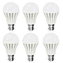 LED Bulb energy saving bulb - White -5watts -12watts