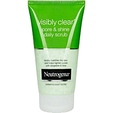 Visibly Clear Pore and Shine Daily Scrub-150ml