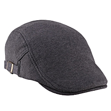 Unisex Men Women Cabbie Beret Cap Newsboy Gatsby Golf Driving Flat Peaked Hat