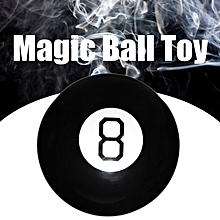 Magic Eight Ball Charm Decision Fortune Teller Toy Answer Game Novelty 10cm