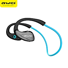 Awei A880BL Wireless Bluetooth Earphone Cordless Headphones Earpiece Headset Auriculares Ecouteur