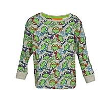 Multicolored mutant ninja turtles t-shirt