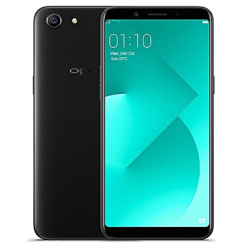 A83 5.7-inch (4GB, 32GB ROM) Android 7.1 Nougat, 13MP + 8MP, 3180mAh, Dual Sim 4G LTE Smartphone - Black