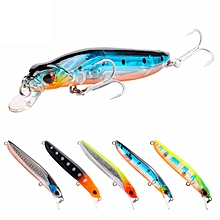 SeaKnight SL036 5pcs/lot 8.5g 90mm 0-1.0M Minnow Fishing Lure Hard Artificial Bait Floating Lure