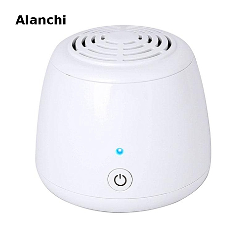 Ionic Ozone Generator USB Portable Air Purifier Remove Cigarette Smoke Odor  Smell Bacteria Mini Air Cleaner Refrigerator Car QCJNG
