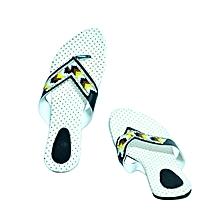 White Ladies Sandals