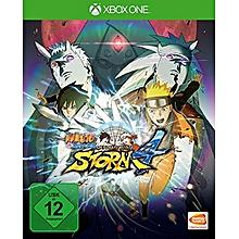 XBOX 1 Game Naruto Ultimate Ninja Storm 4
