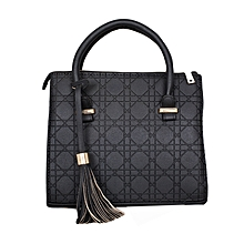 Black Kelly Bag