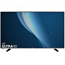 50'' - Smart 4K Ultra HD TV - Black