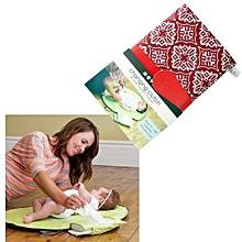 Diaper Changing Clutch Bag(BLACK)