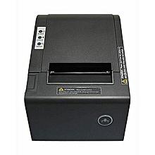 POS 80mm Thermal Receipt Printer USB / ETHERNET- Black