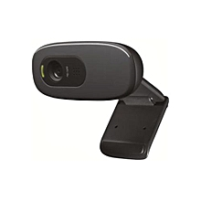 Logitech HD Webcam C270 - Black