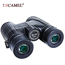 Optical Binoculars Waterproof Mini Outdoor  Telescope Black
