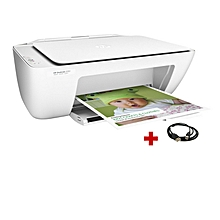 DeskJet 2130 All-in-One Printer - White+Free Usb Cable
