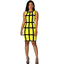 13a3a7883 Women Bodycon Dresses Bandage Cocktail Sleeveless Evening Party