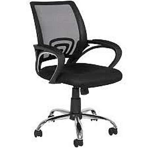 Office Chairs.Metallic Office Chairs
