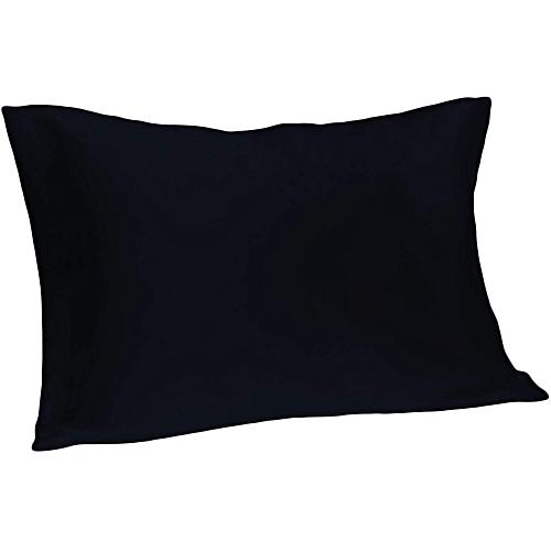 Silk Vs Satin Pillowcase Beauteous Buy Generic Silk Satin Pillowcase Black Best Price Online