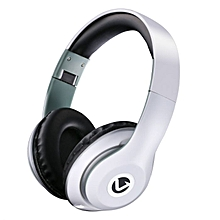 Volkano Rhythm Series Headphones - White