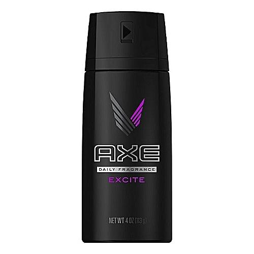 Axe Body Spray For Men   Excite, 150ml