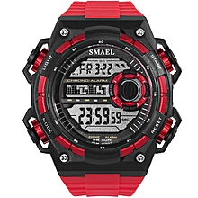 Girl's Watches Sports Waterproof and Shockproof Single Display