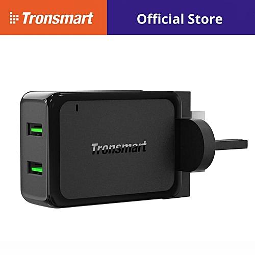Tronsmart W2TF Quick Charge 3.0 36W Dual USB Port Wall Charger QTG-W
