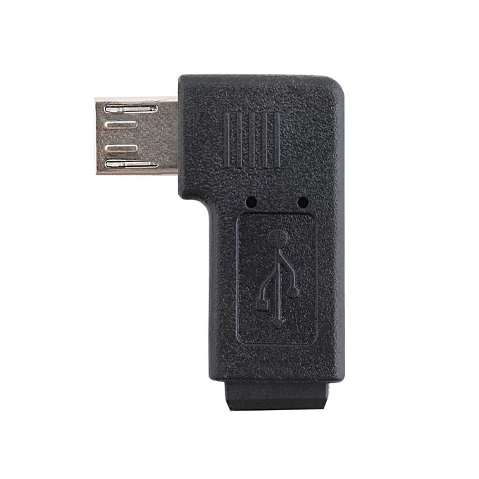 Buy Allwin Usb Mini 5 Pin Female To Micro 5 Pin Male 90