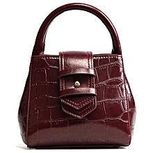 Retro Stone Pattern Crossbody Bags Handbags For Women