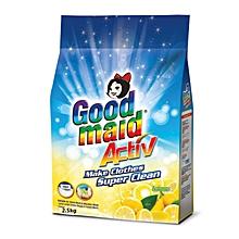 Goodmaid Hand Wash & Machine Wash Detergent Lemon Powder 2.5kg