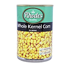 Whole Kernel Corn in Brine - 410g