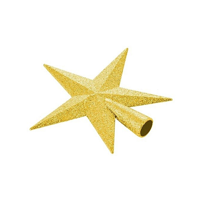 Best Price On Christmas Trees: Buy Generic 11cm Home Decor Ornament Five-pointed Star