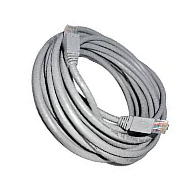 generic cat6 internet connection cable 20m grey buy. Black Bedroom Furniture Sets. Home Design Ideas