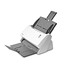 PS406U Scanner - White & Grey