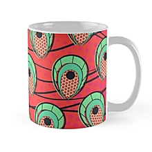 Ankara Souvenir Coffee Mug - minimum order 1 mug