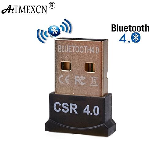 Mini USB Bluetooth V4 0 Adapter Modo Dual Wireless Dongle CSR 4 0  USB2 0/3 0 20m 3Mbps for Windows 7 8 10 XP Vista XP Laptop