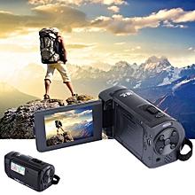 HD 1080P 16MP Digital Video Camcorder Camera DV HDMI 2.7'' TFT LCD 16X ZOOM -Black