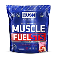 Muscle Fuel STS, 454g - Strawberry.