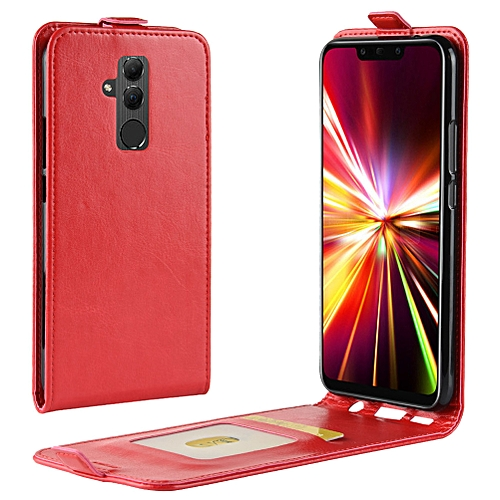 newest 25e70 1d0e4 HUAWEI Mate 20 lite Case,Magnetic Flip Case with Card Slot
