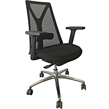 Special Offer !   Ergonomic Office Chair with Mesh Back & Fabric Seat